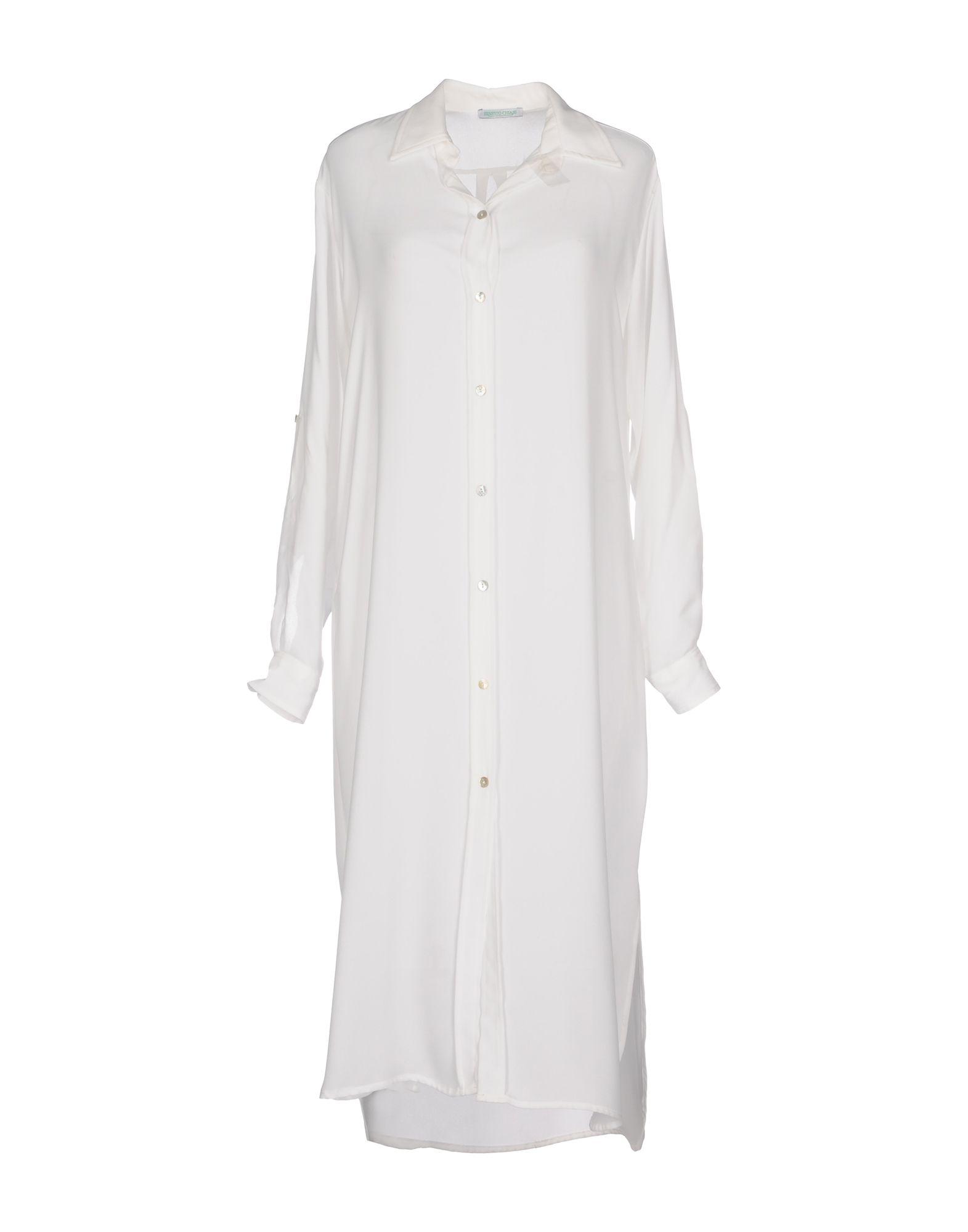 где купить ERNESTO CHIARI Платье до колена по лучшей цене