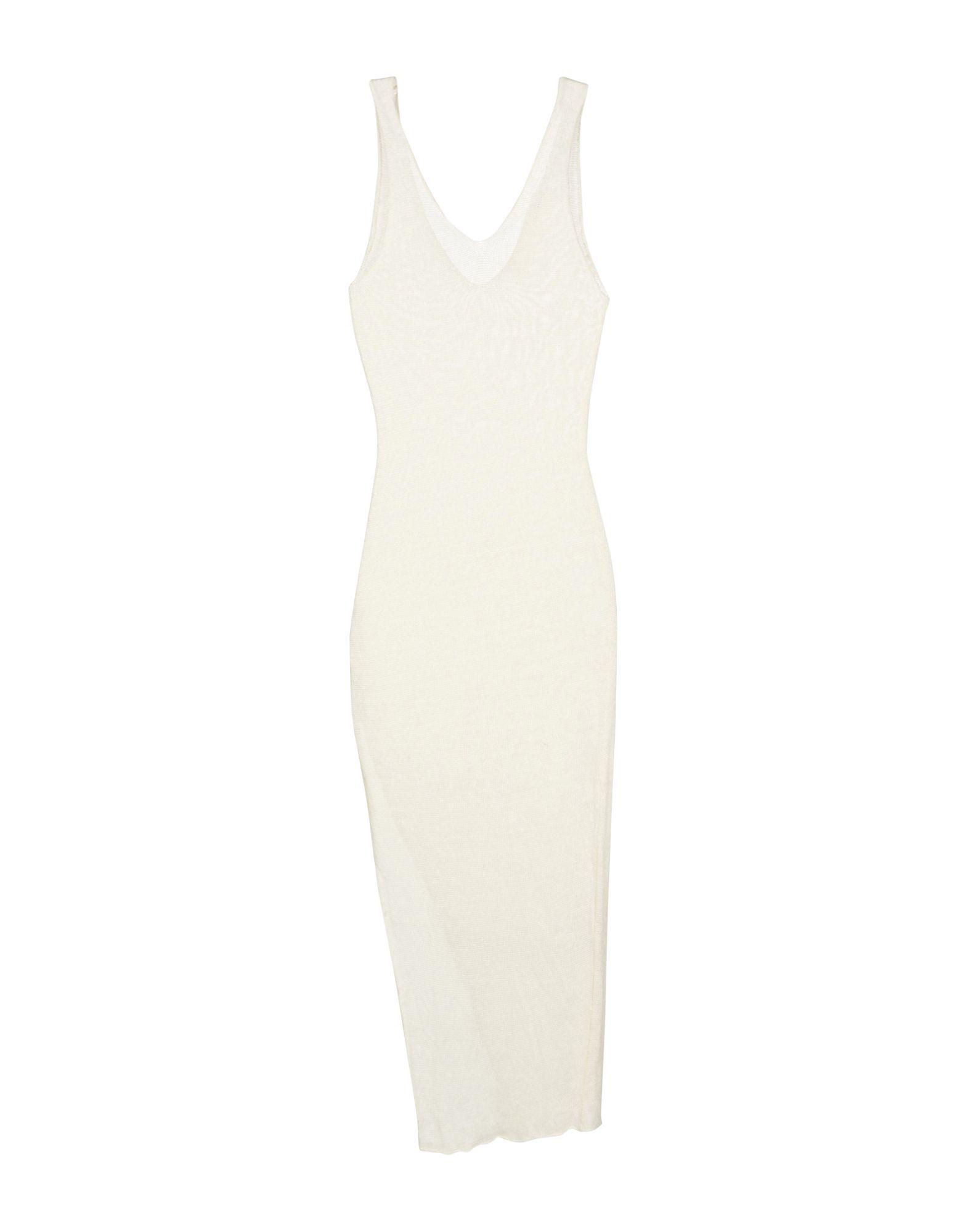 ISABEL BENENATO Платье длиной 3/4 isabel benenato платье длиной 3 4