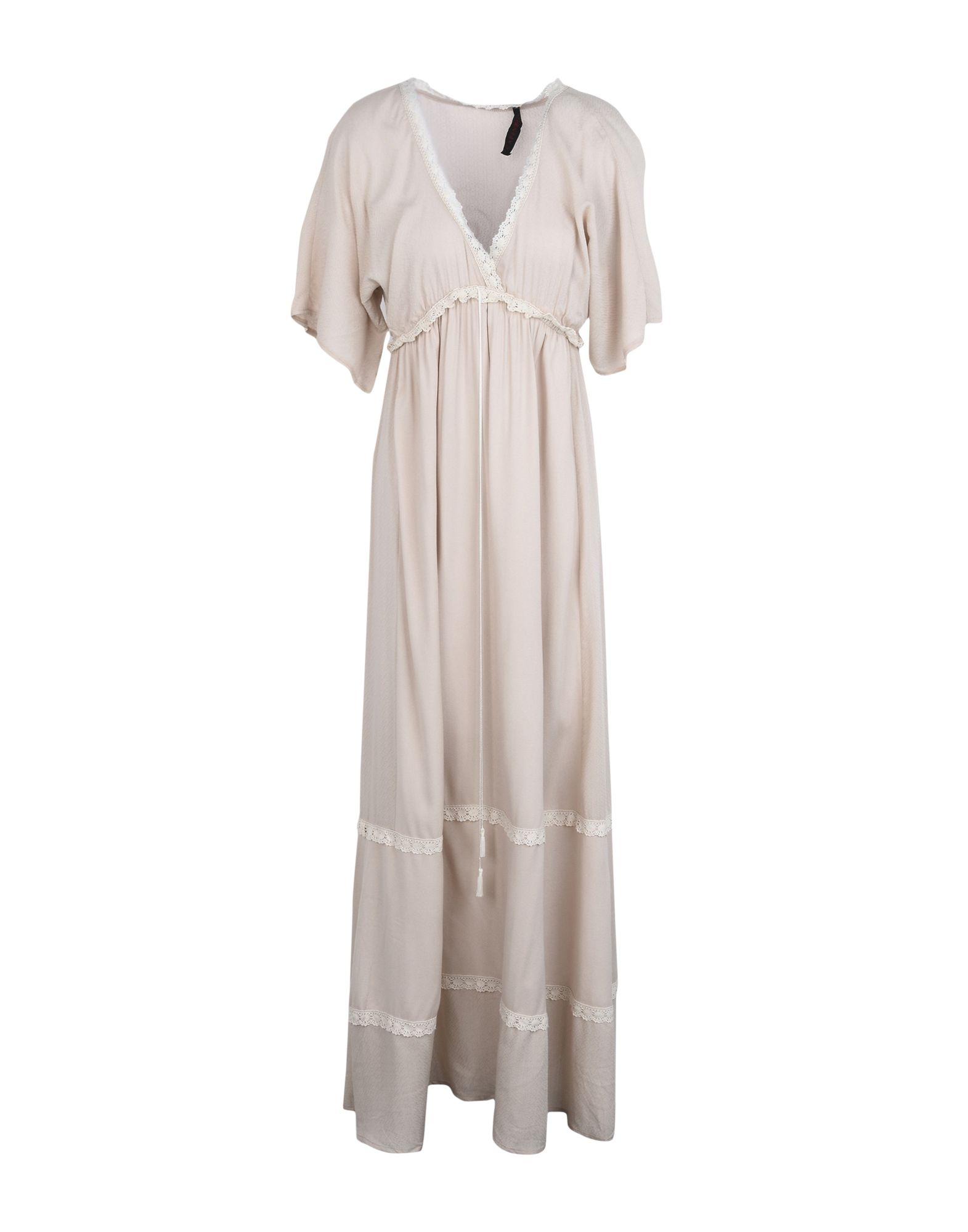 CAFèNOIR Платье длиной 3/4 lisa corti платье длиной 3 4