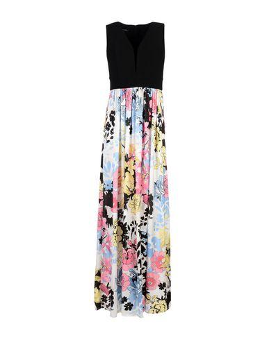 Фото - Женское длинное платье ANNARITA N. черного цвета