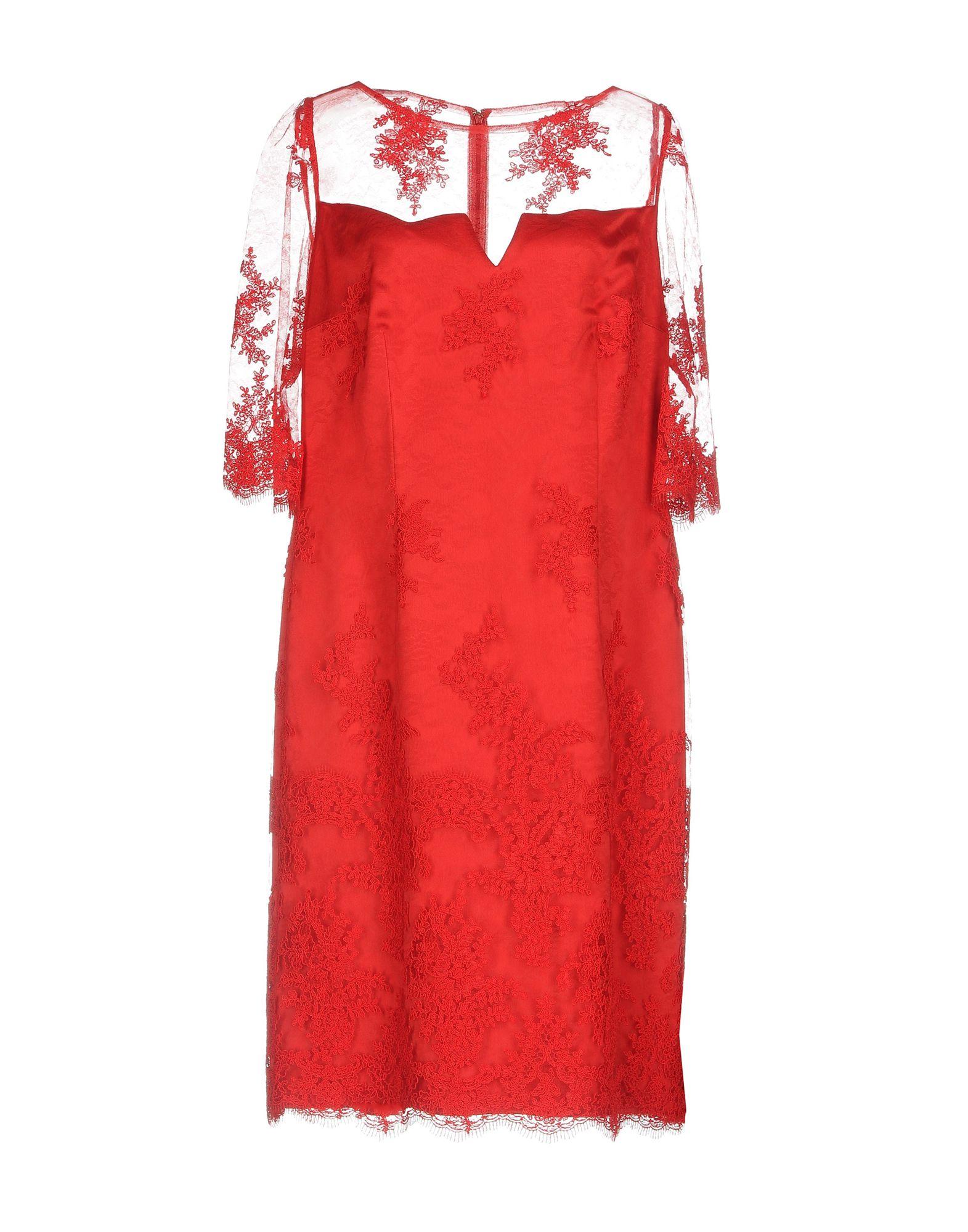PIEDAD RODRIGUEZ | PIEDAD RODRIGUEZ Short dresses 34806397 | Goxip