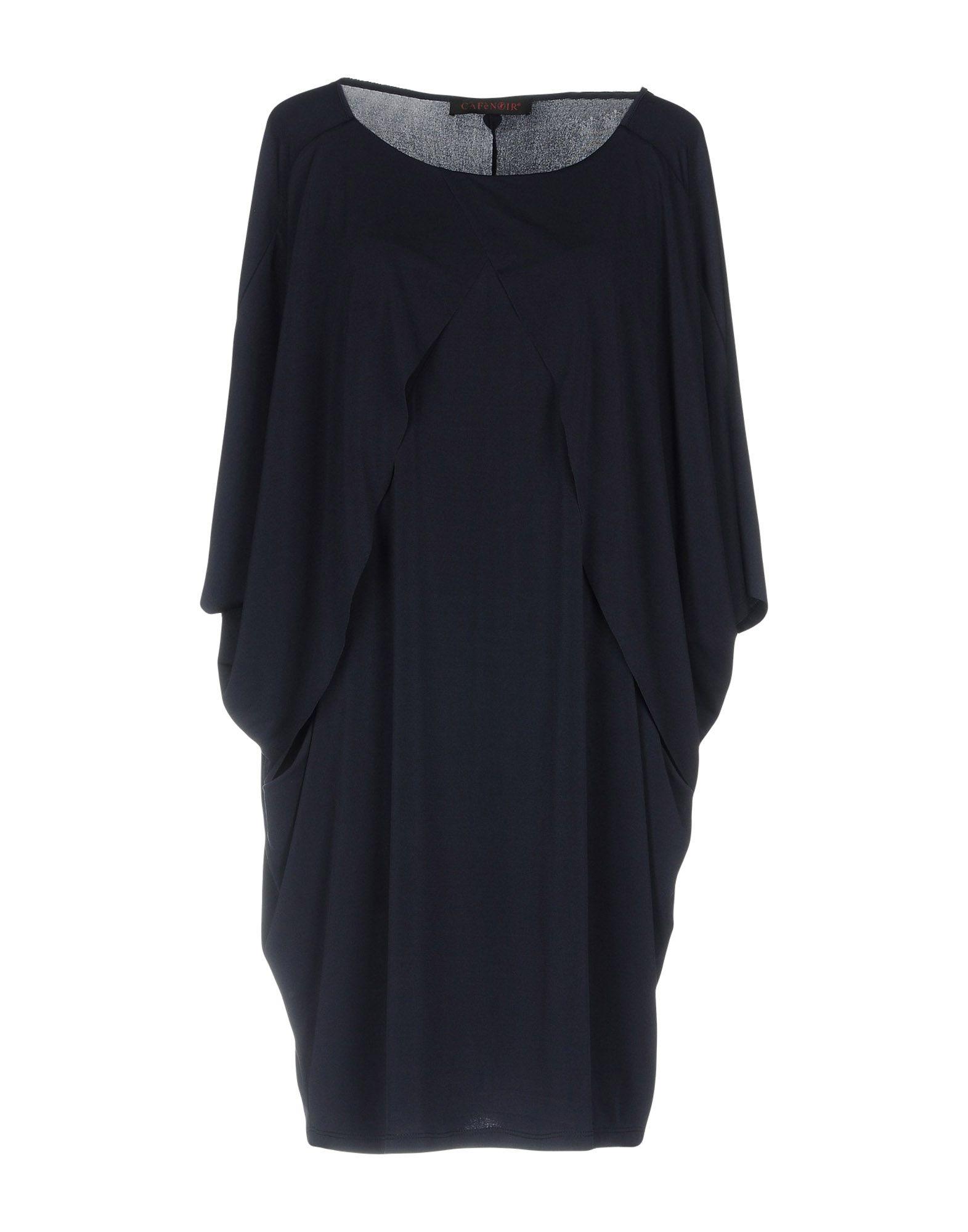 CAFèNOIR Короткое платье stretta короткое платье