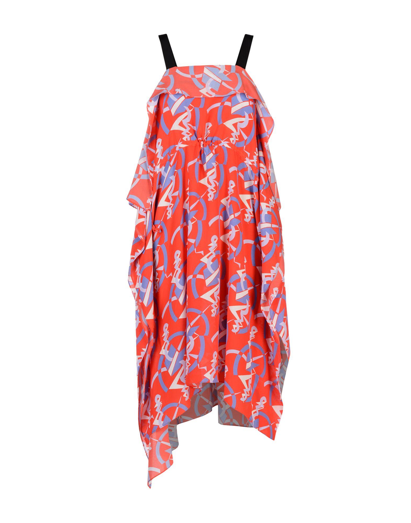 MSGM Платье до колена paolo casalini платье до колена