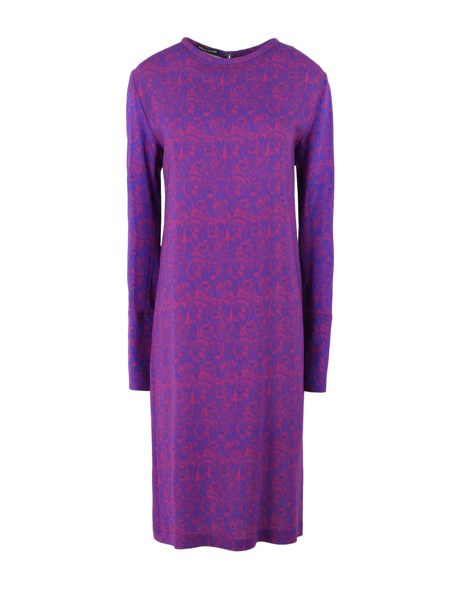 LAURA STRAMBI Платье до колена стоимость