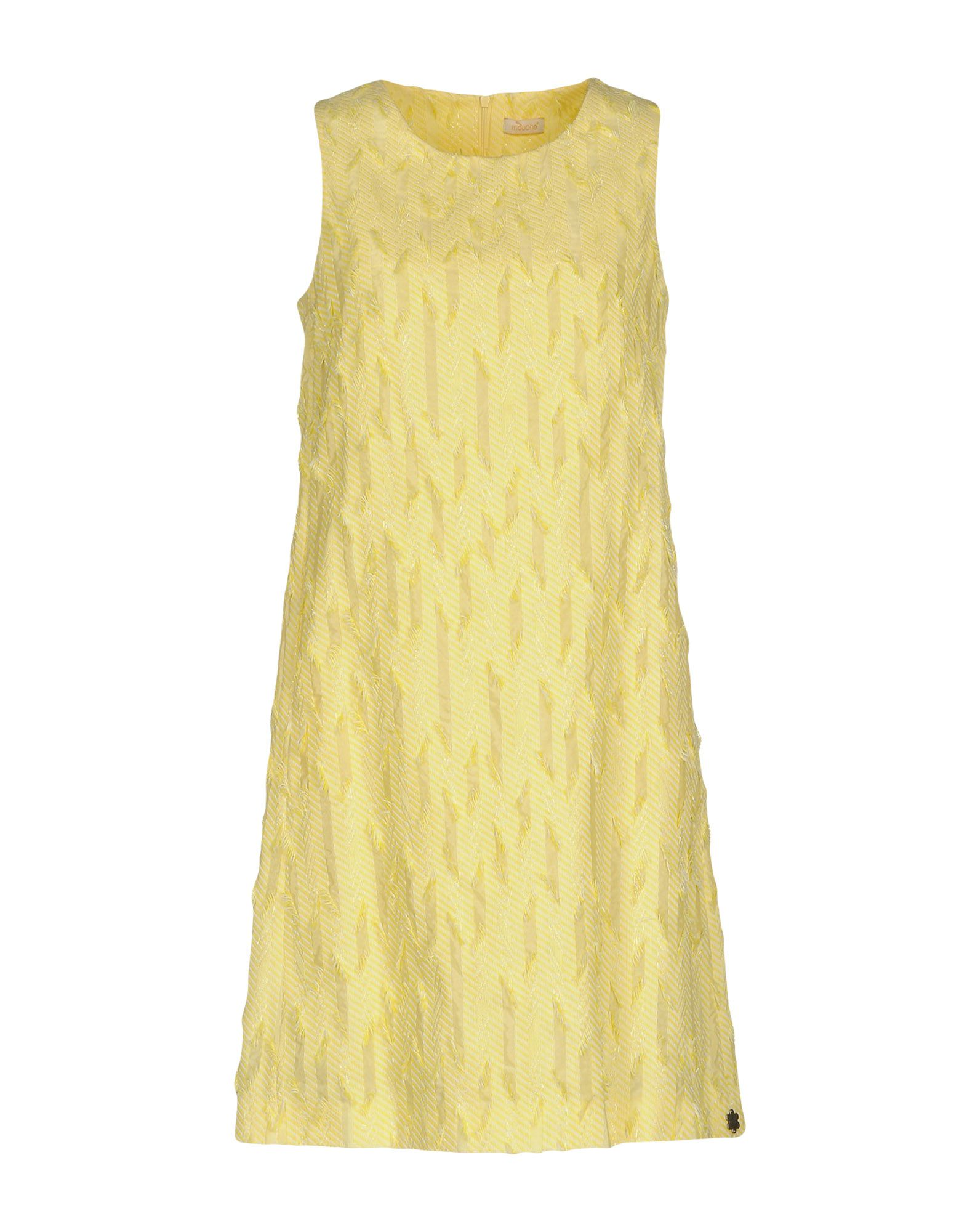 MOUCHE Короткое платье mouche топ без рукавов