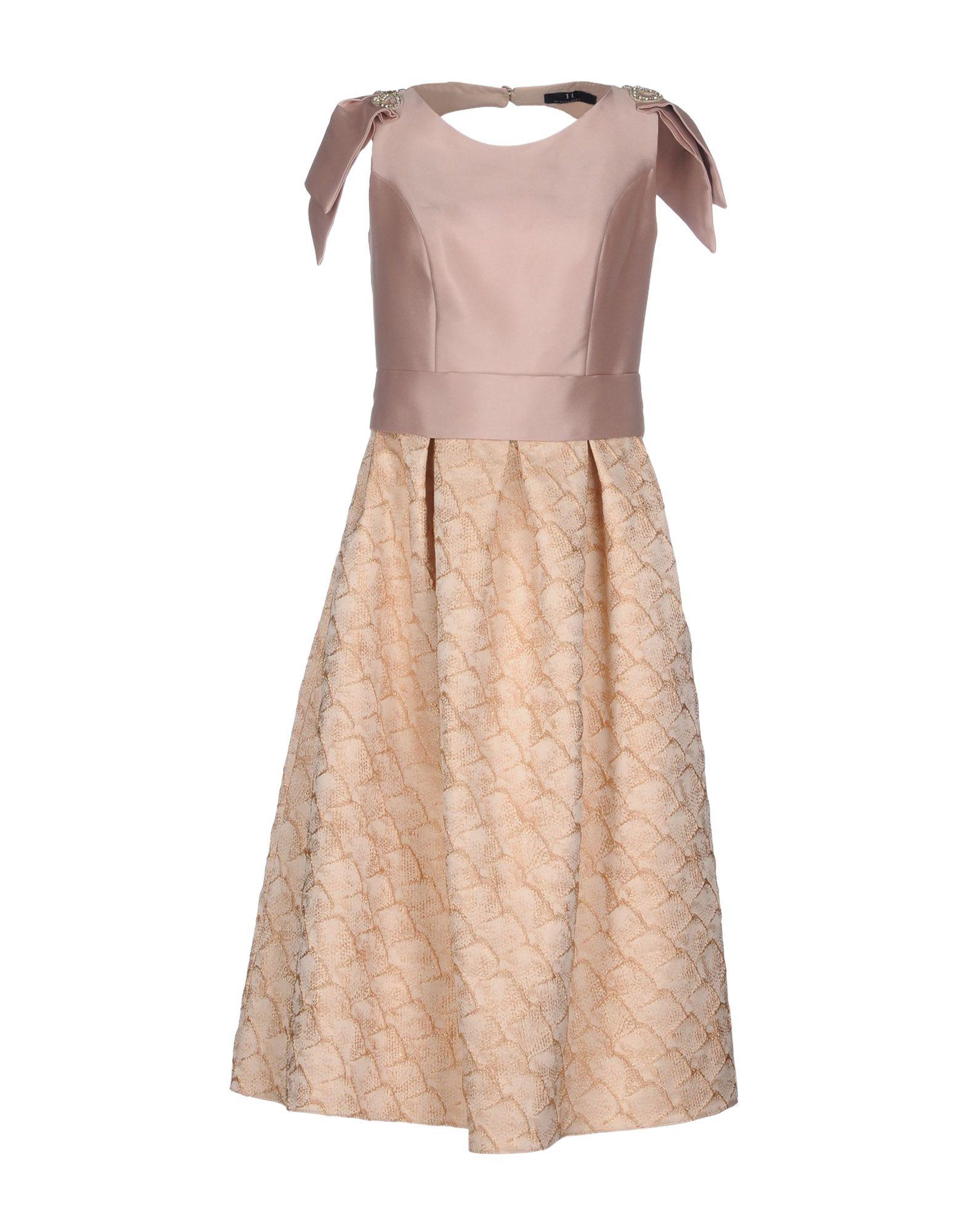 MONCHO HEREDIA Платье до колена moncho heredia короткое платье