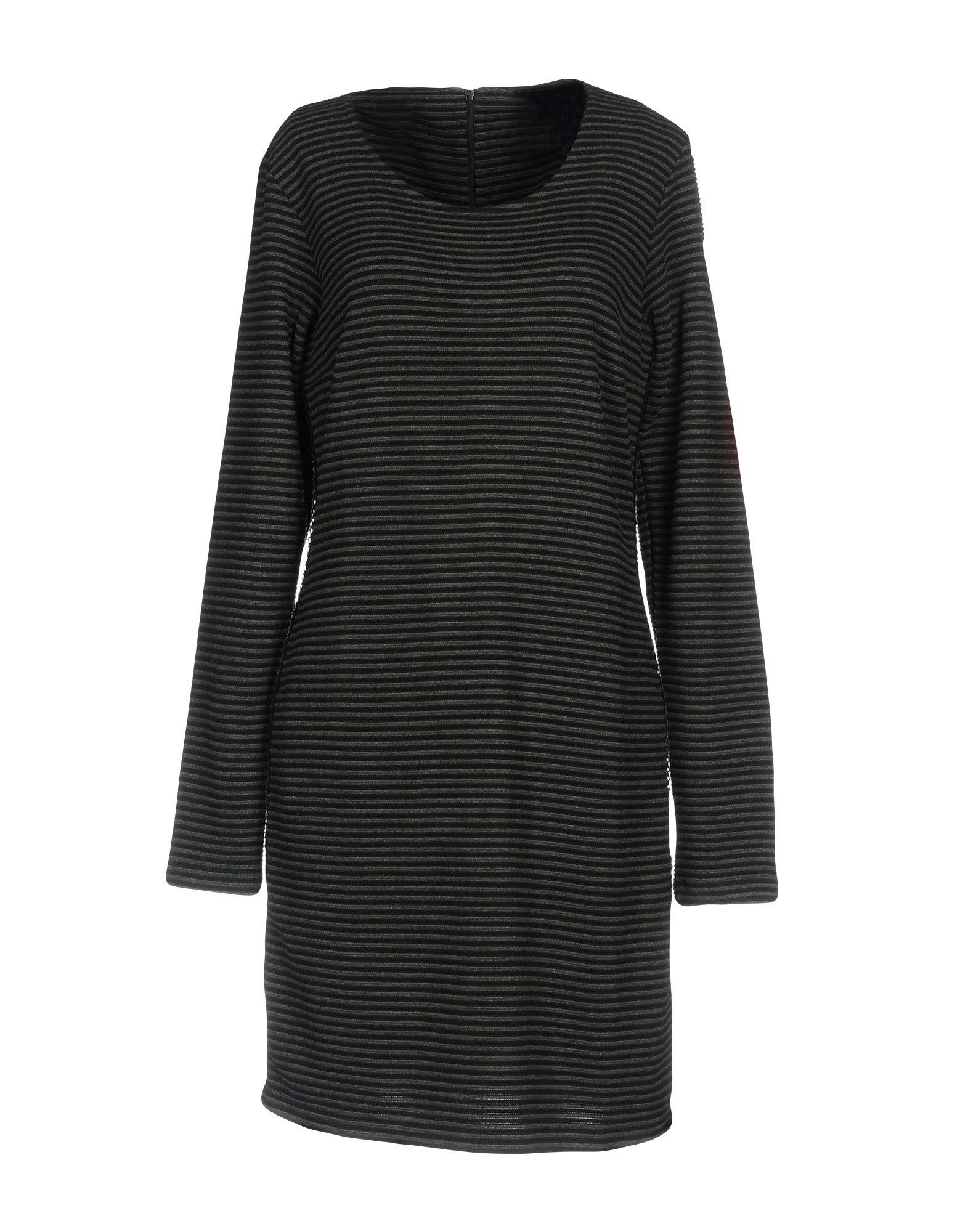 MET JEANS Короткое платье цена 2017