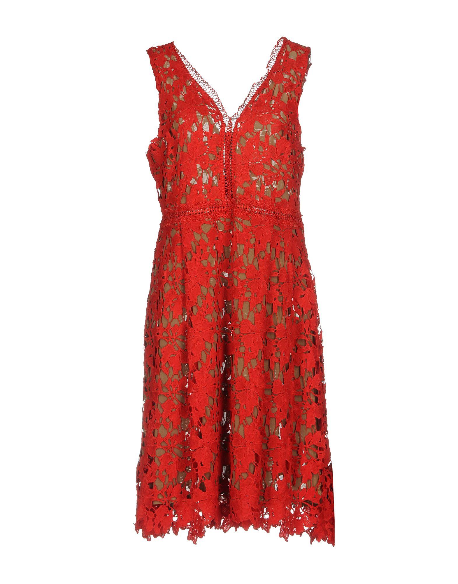 LOU LOU LONDON Платье до колена lou lou london блузка