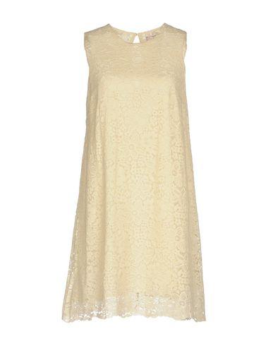 Фото - Женское короткое платье SWEET SECRETS цвет слоновая кость