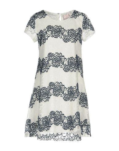 Купить Женское короткое платье SWEET SECRETS белого цвета
