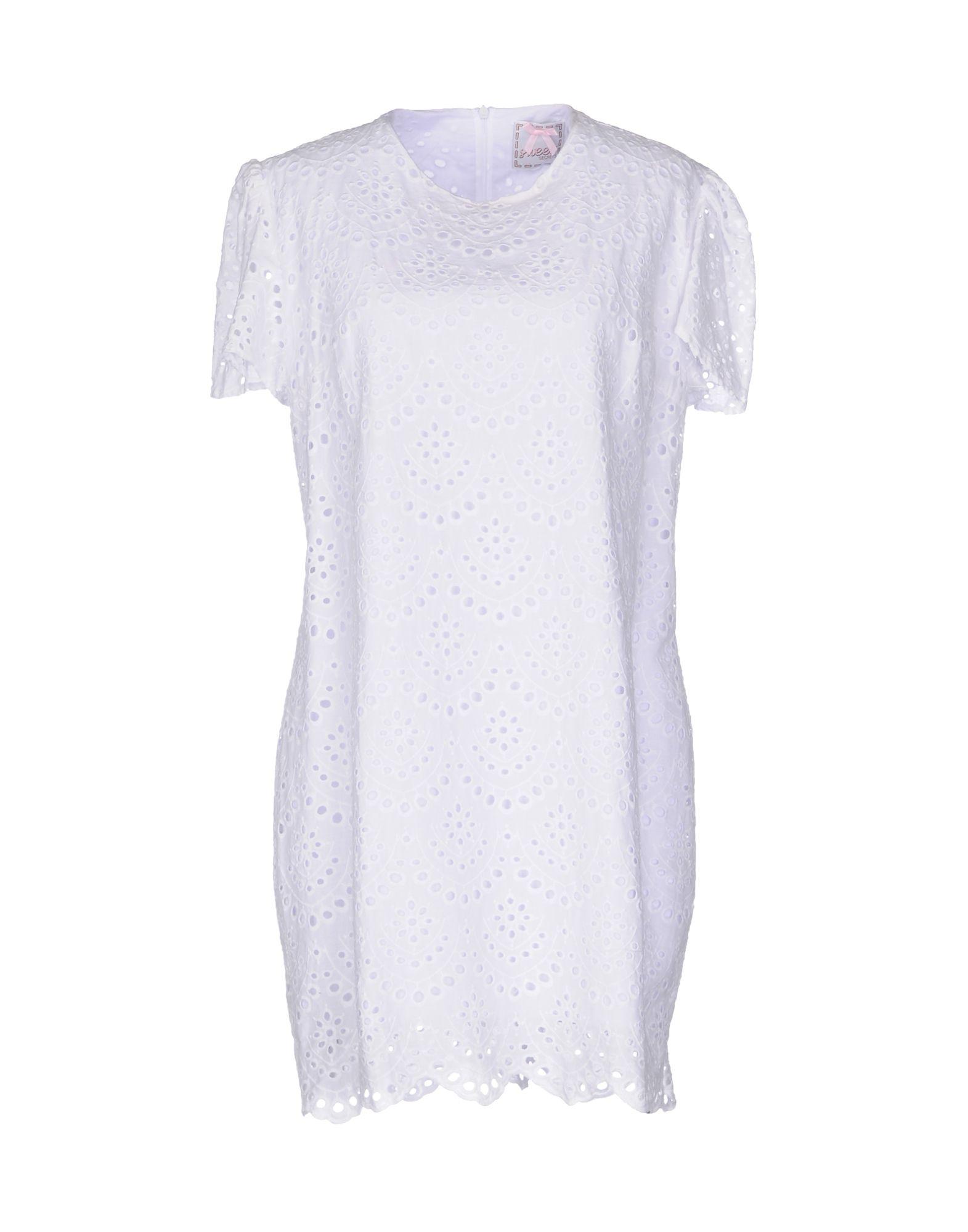 SWEET SECRETS Короткое платье крем herbolive для лица шеи и зоны декольте 50 мл