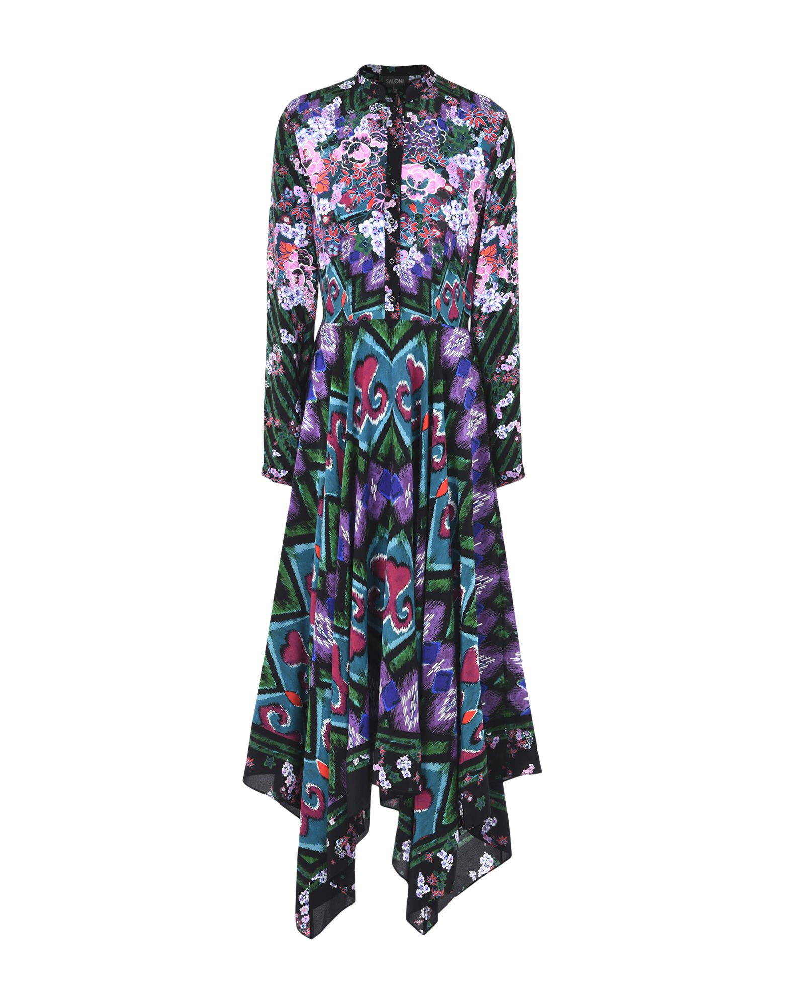 SALONI Платье длиной 3/4 блуза saloni блуза page 3