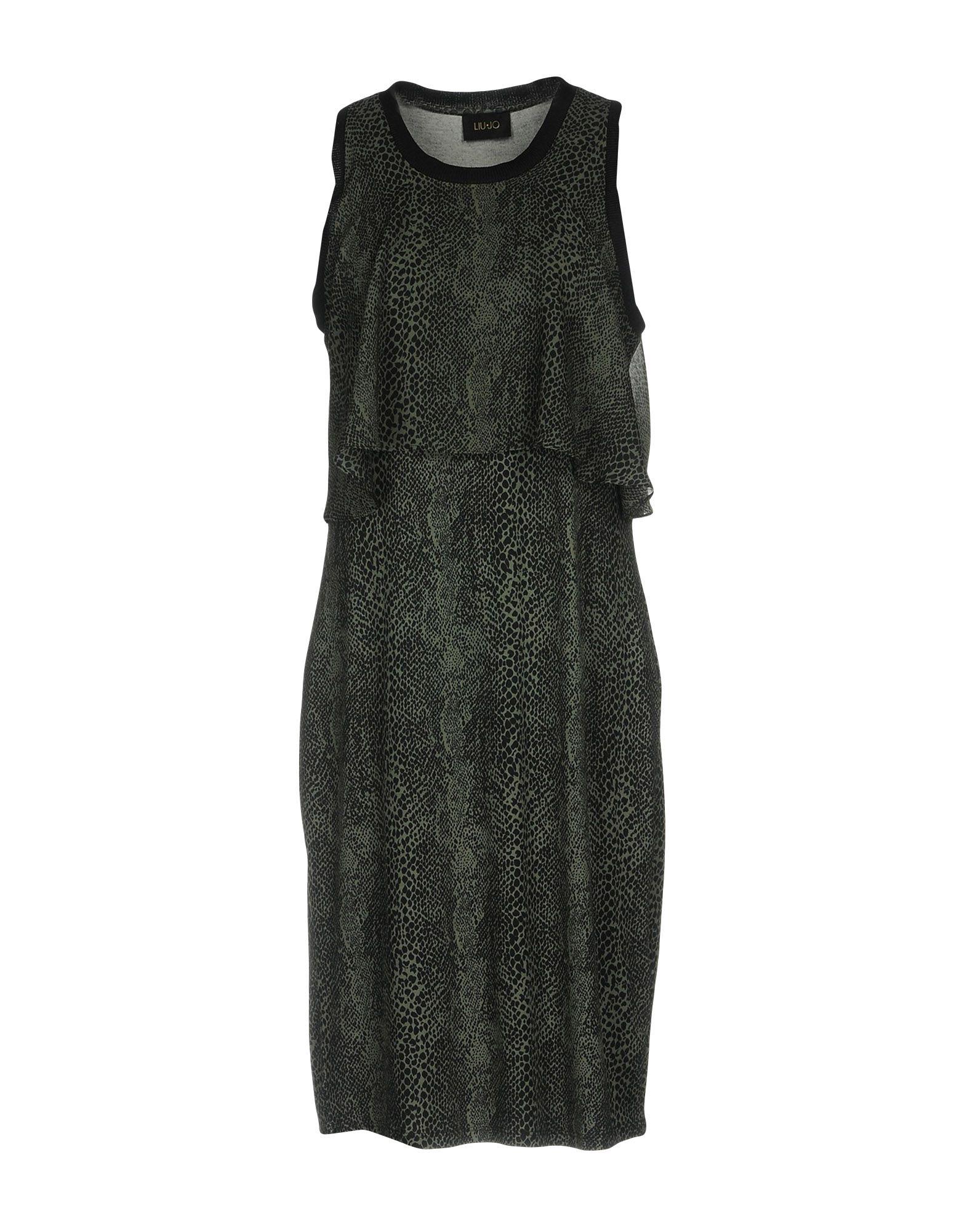 LIU •JO Платье до колена paolo casalini платье до колена