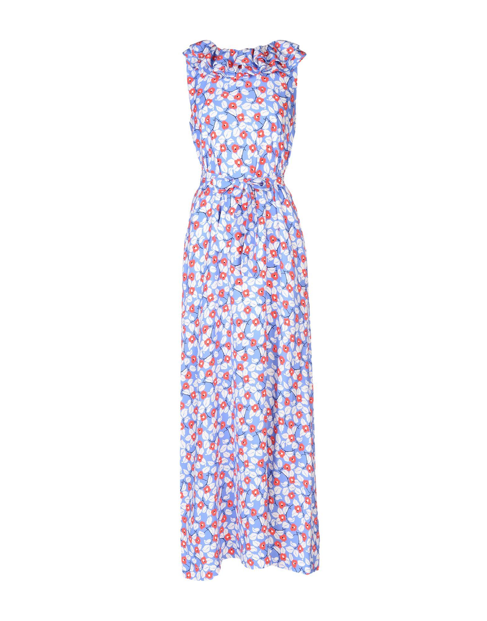 MSGM Длинное платье prism длинное платье