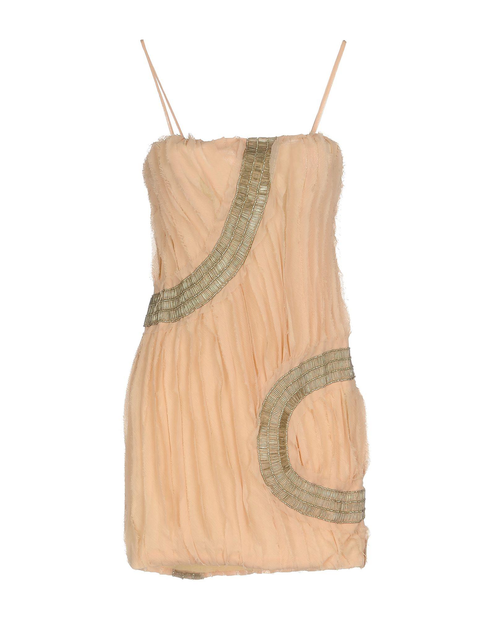 PATRIZIA PEPE SERA Короткое платье платье patrizia pepe желтый