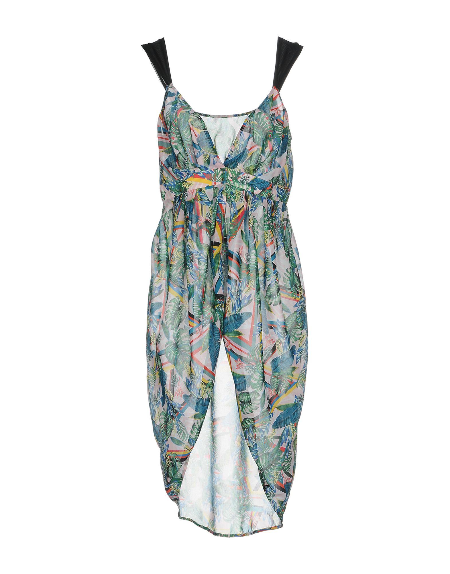 GUESS Платье до колена raffaello платье до колена