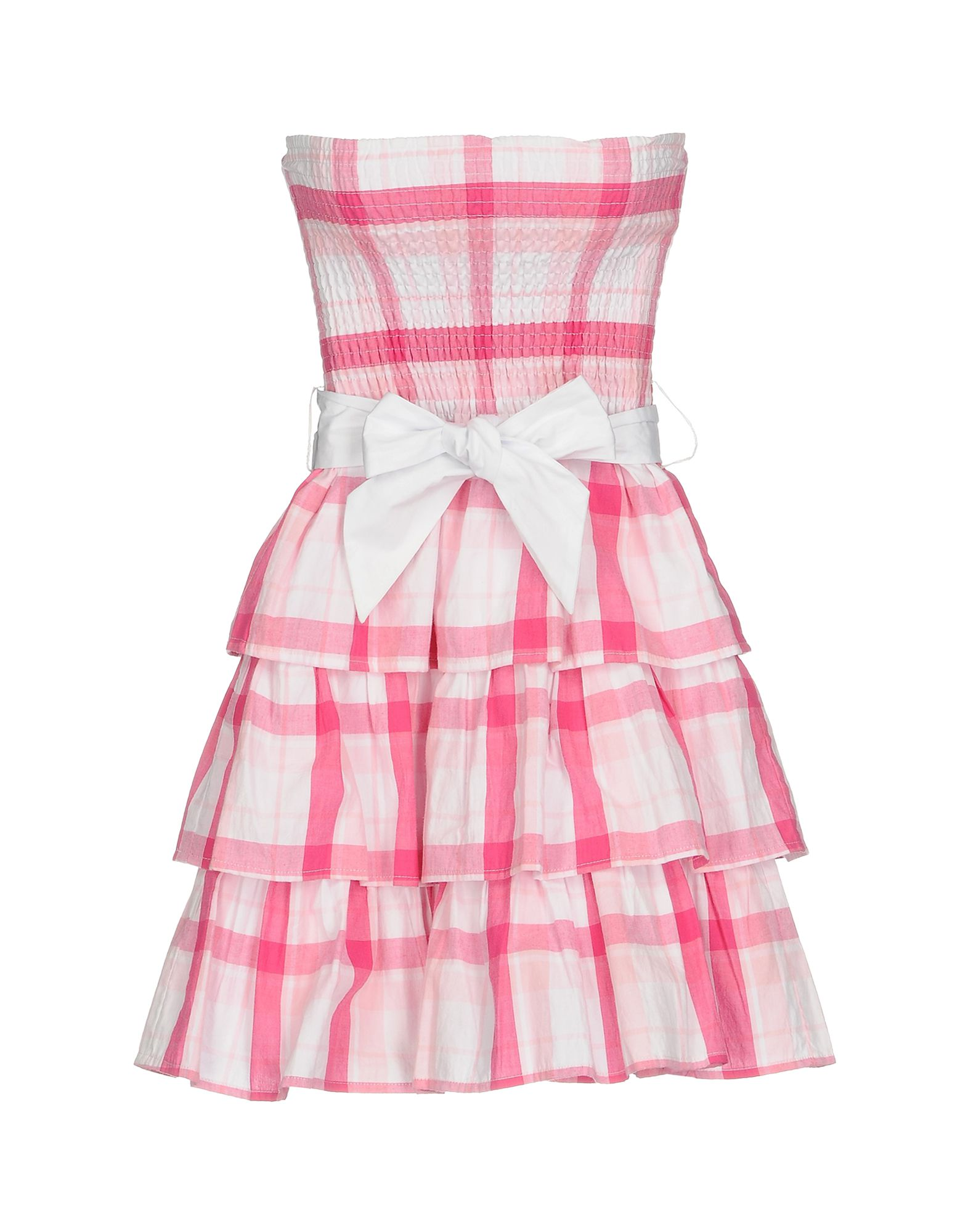 DUCK FARM Короткое платье duck farm повседневные шорты