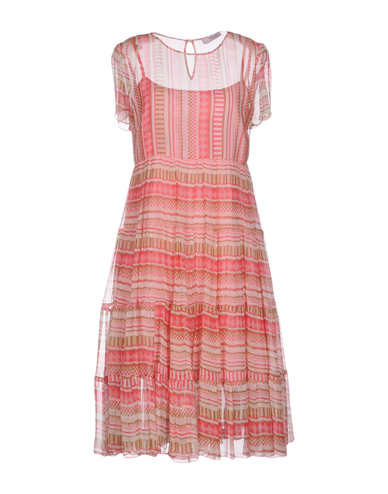BLUGIRL BLUMARINE Платье до колена paolo casalini платье до колена