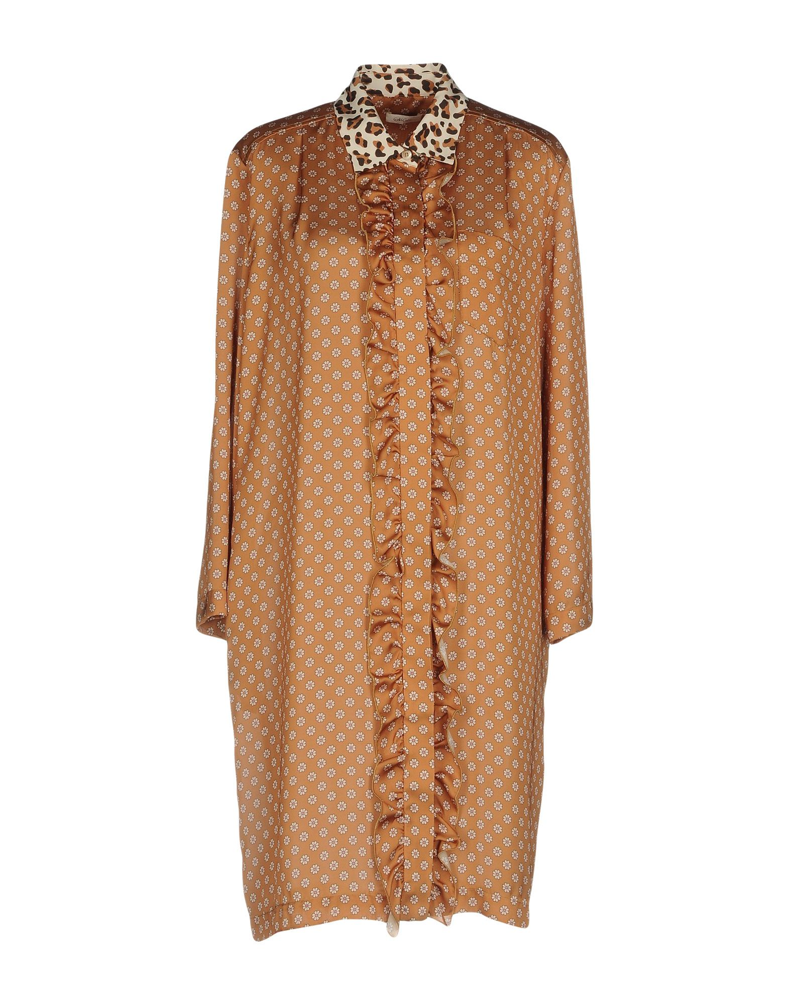GOLD CASE Короткое платье piccione piccione короткое платье