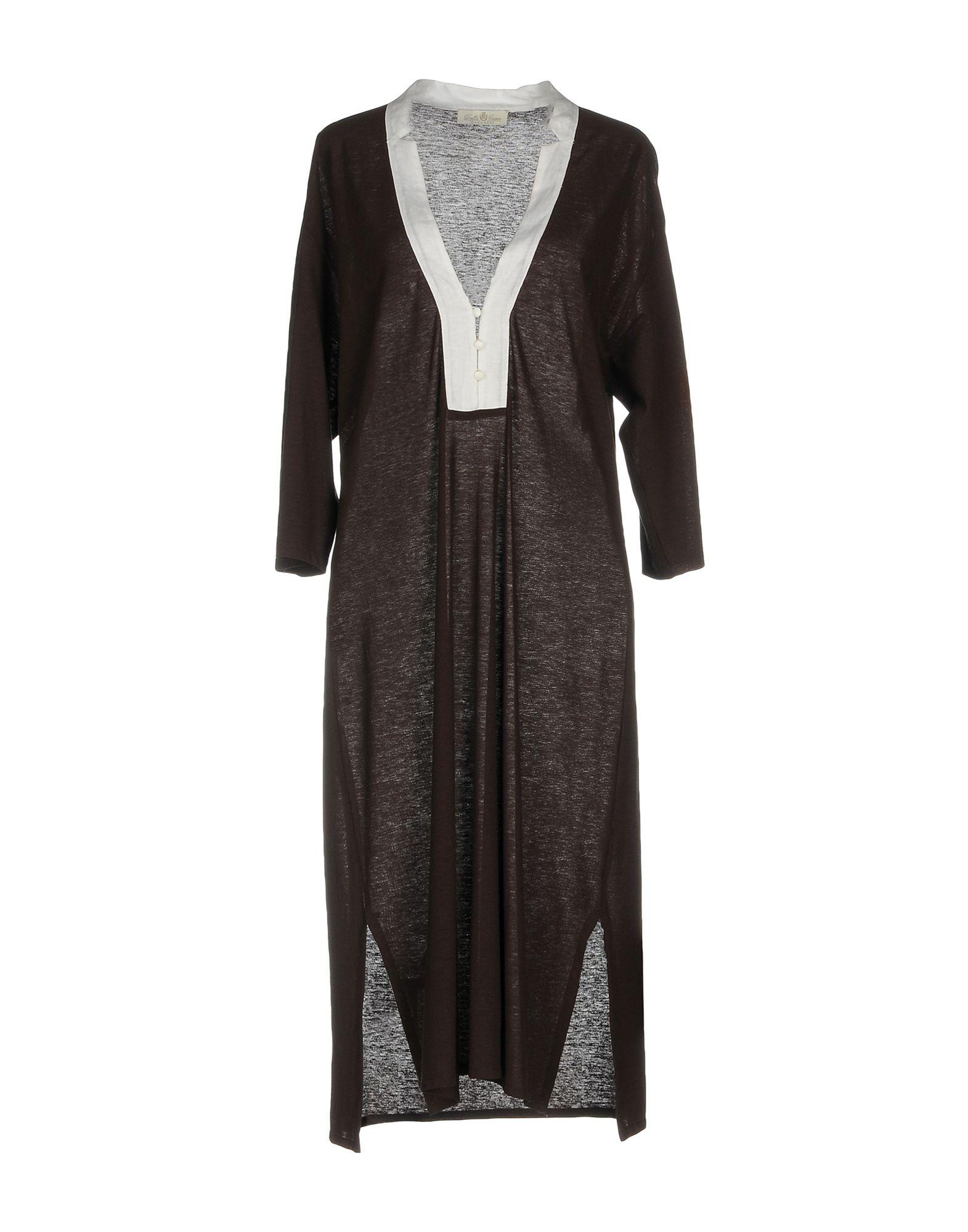 купить DELLA CIANA Платье до колена по цене 19500 рублей