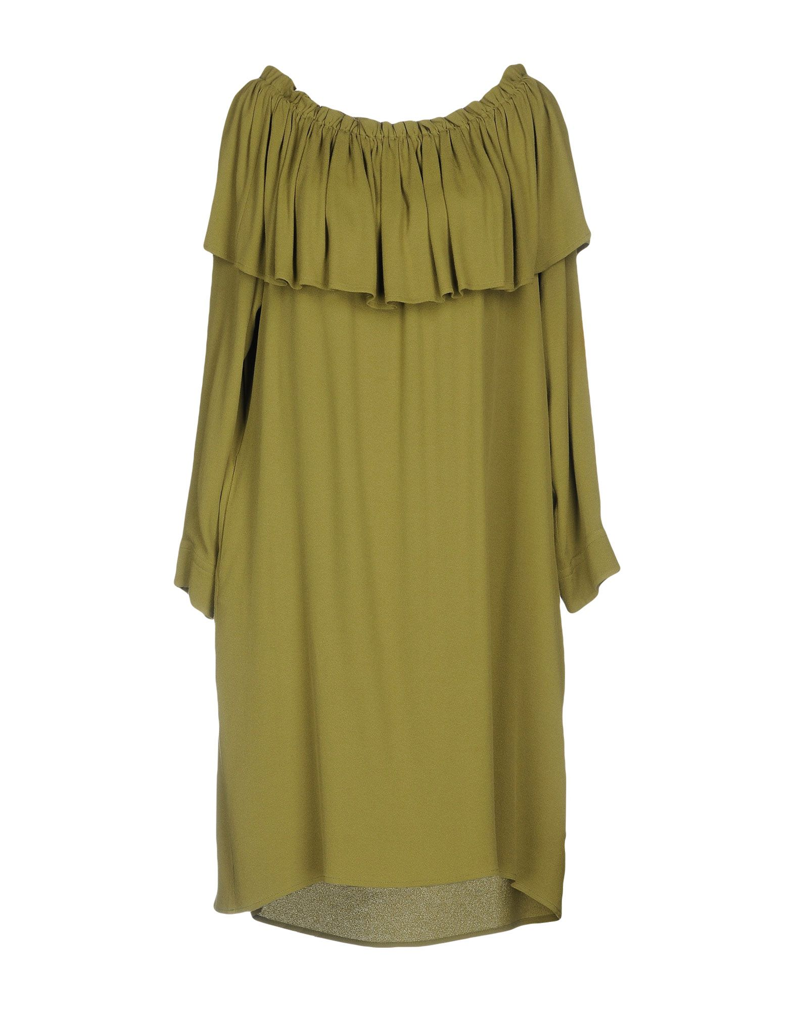Фото - GOLD CASE Короткое платье gold case пальто