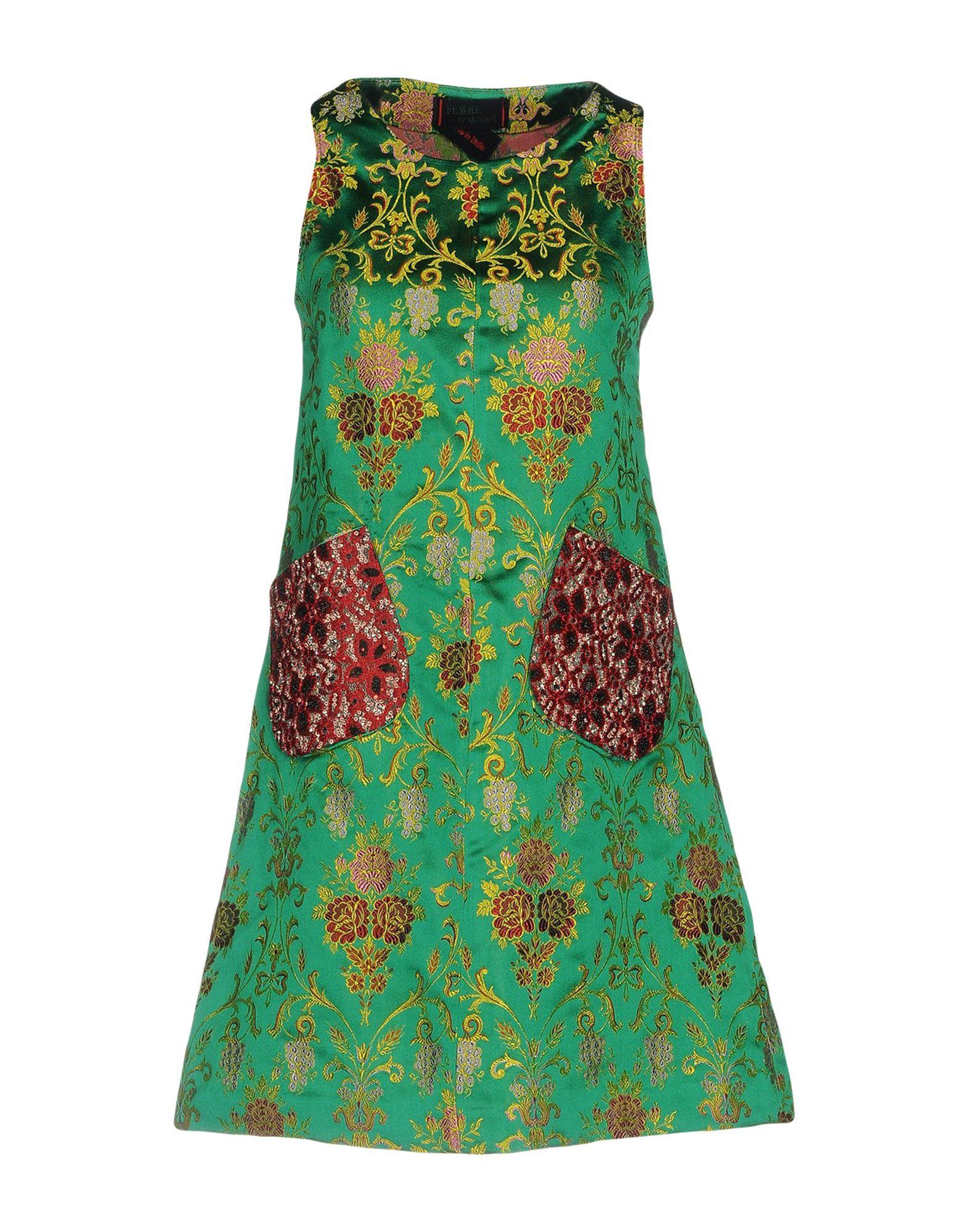 цена FEMME by MICHELE ROSSI Короткое платье онлайн в 2017 году