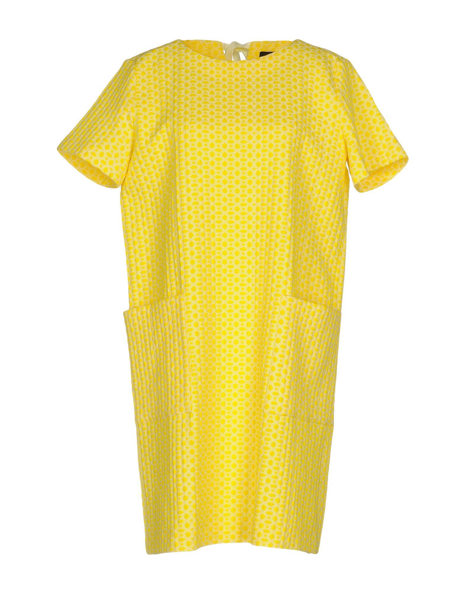цена EMME by MARELLA Короткое платье онлайн в 2017 году