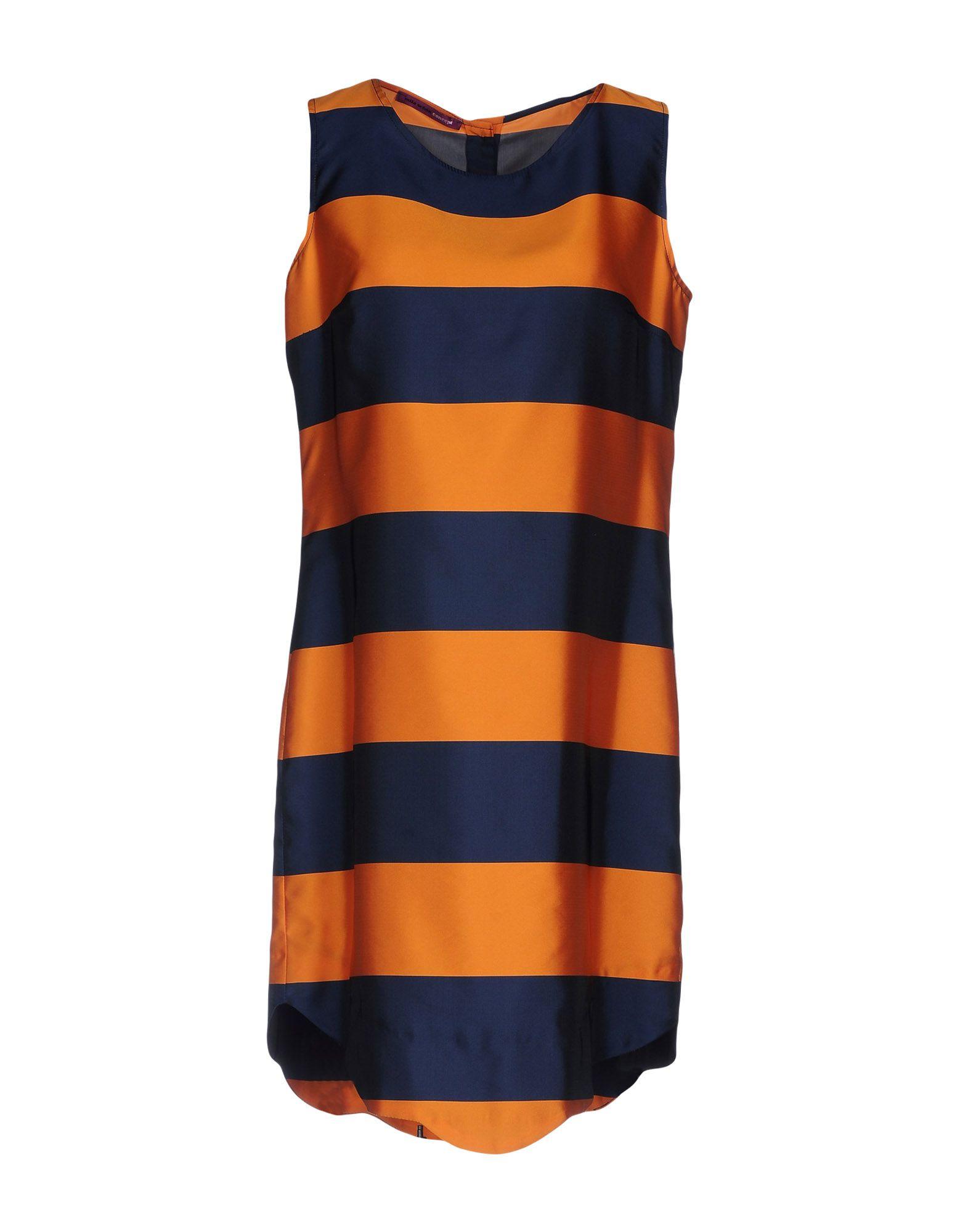 MILA SCHÖN CONCEPT Короткое платье цена 2017