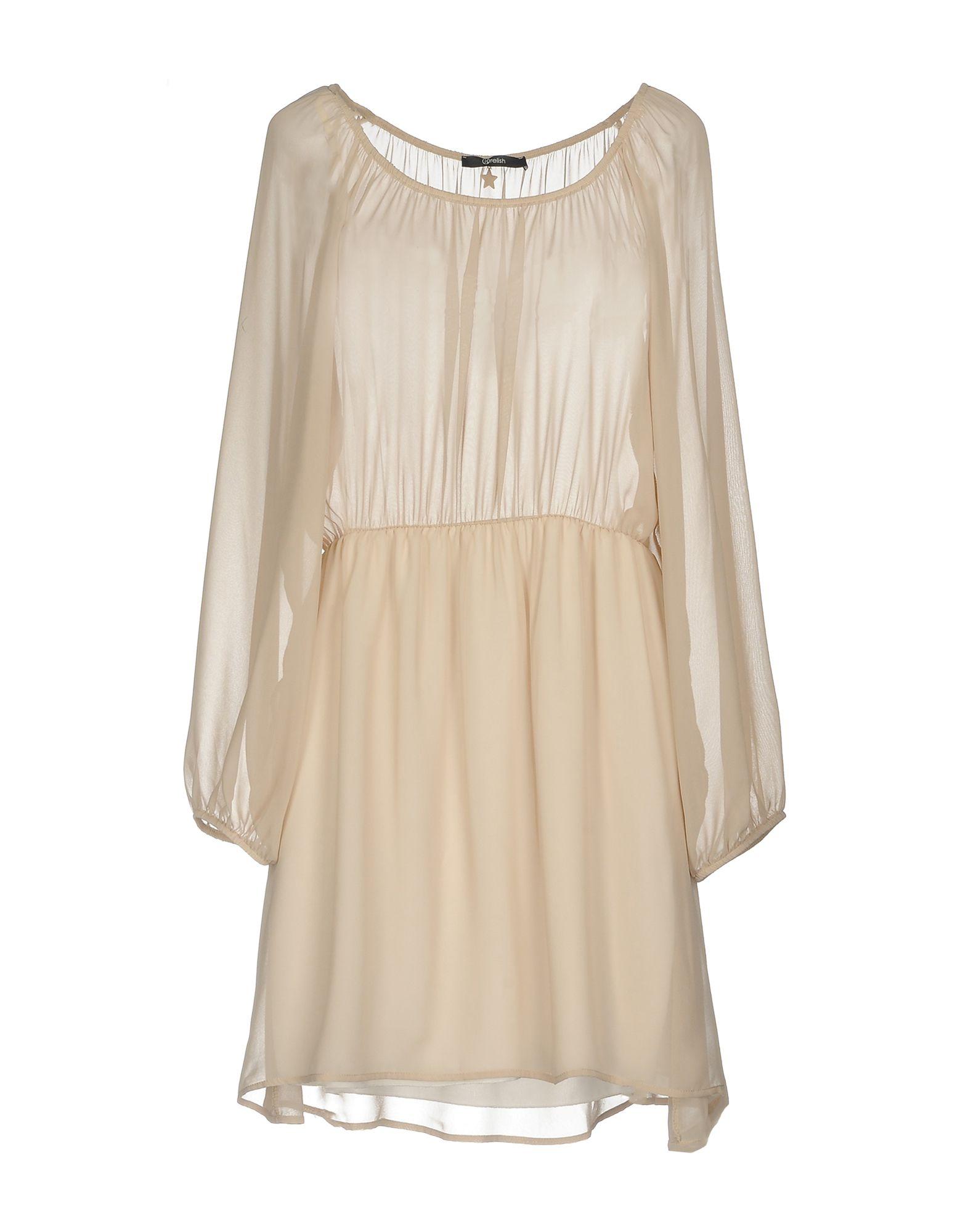 RELISH Короткое платье цена 2017