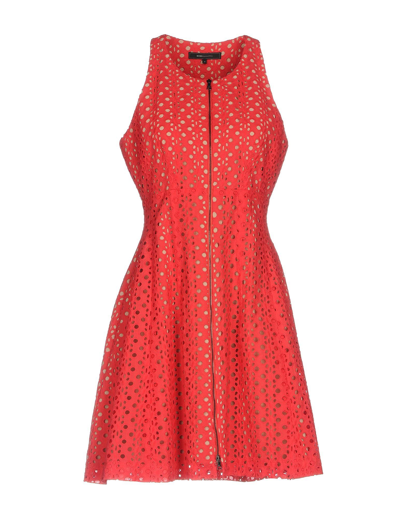 BCBGMAXAZRIA Короткое платье цены онлайн