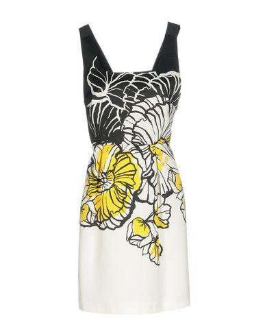 Фото - Женское короткое платье HH COUTURE белого цвета