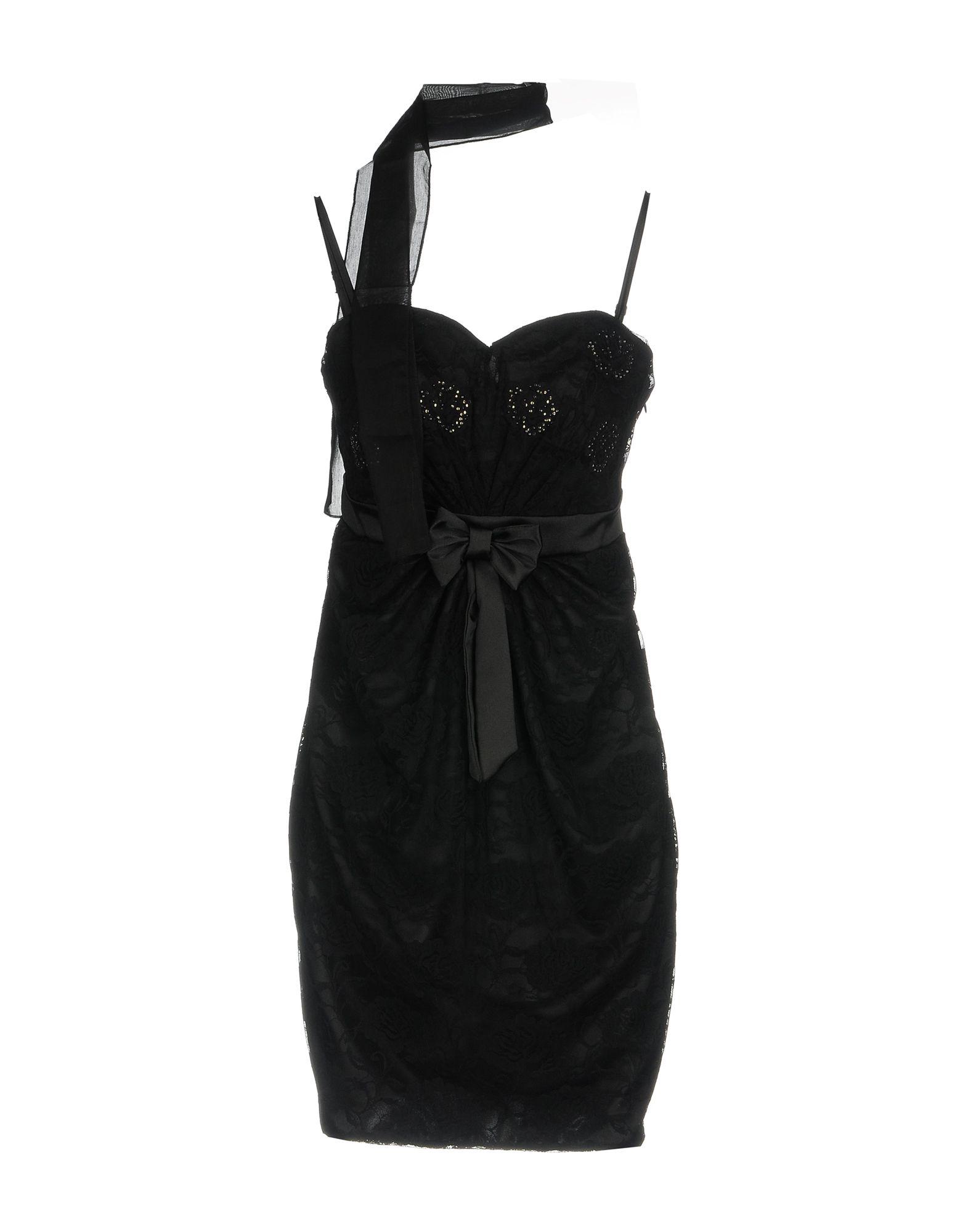 CRISTINAEFFE Короткое платье цена 2017