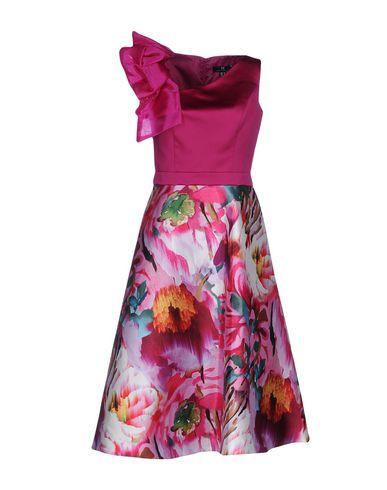 Купить Платье длиной 3/4 от MONCHO HEREDIA светло-фиолетового цвета