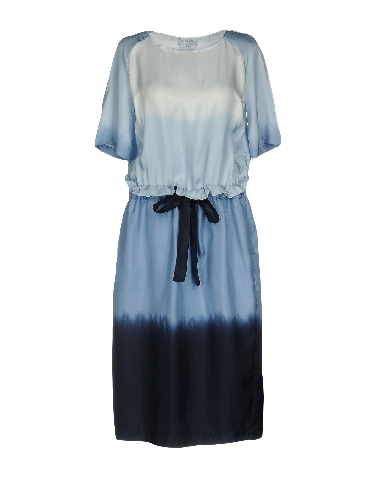 где купить BALLANTYNE Платье до колена по лучшей цене