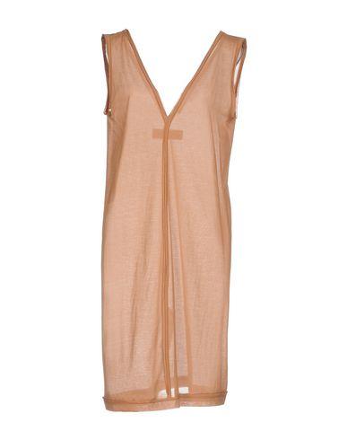Фото - Платье до колена от TWINSET цвет верблюжий