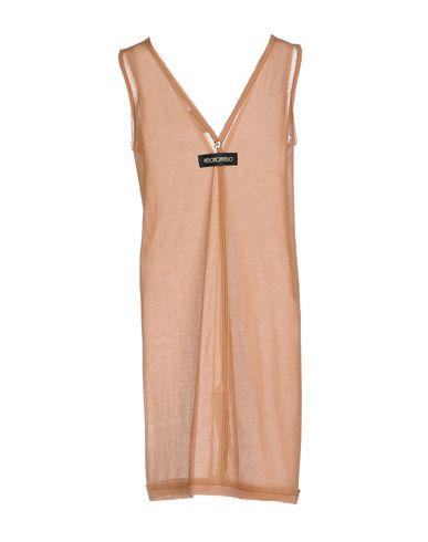Фото 2 - Платье до колена от TWINSET цвет верблюжий