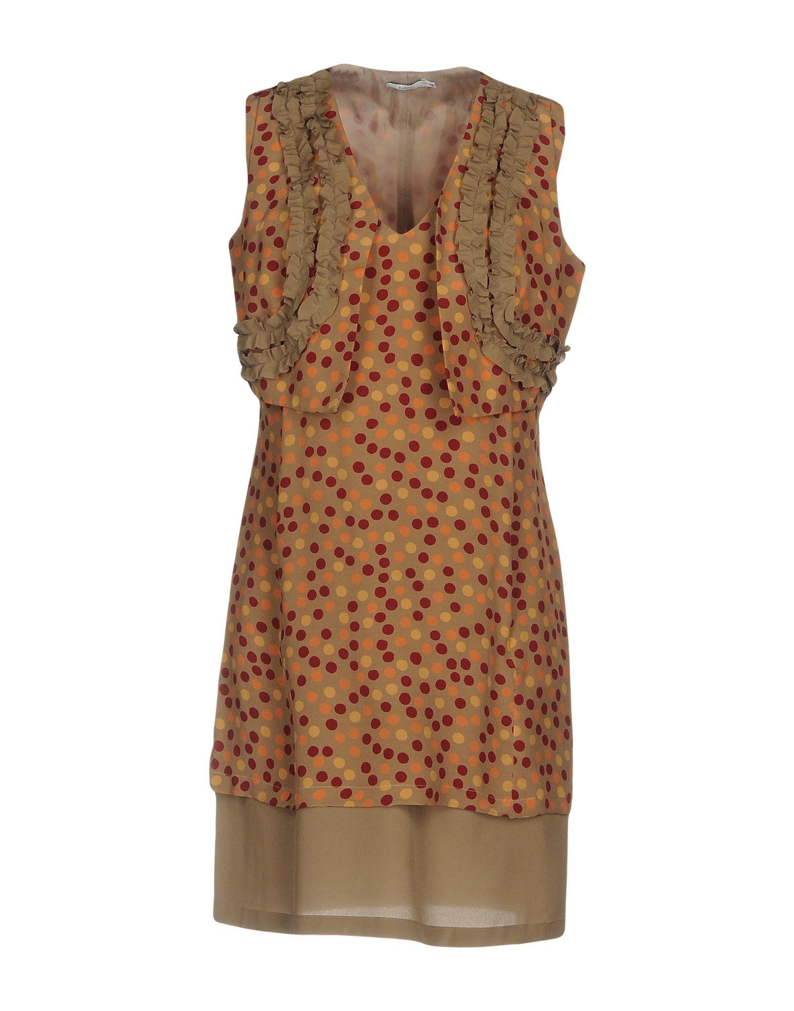 BARBA Napoli Короткое платье barba короткое платье