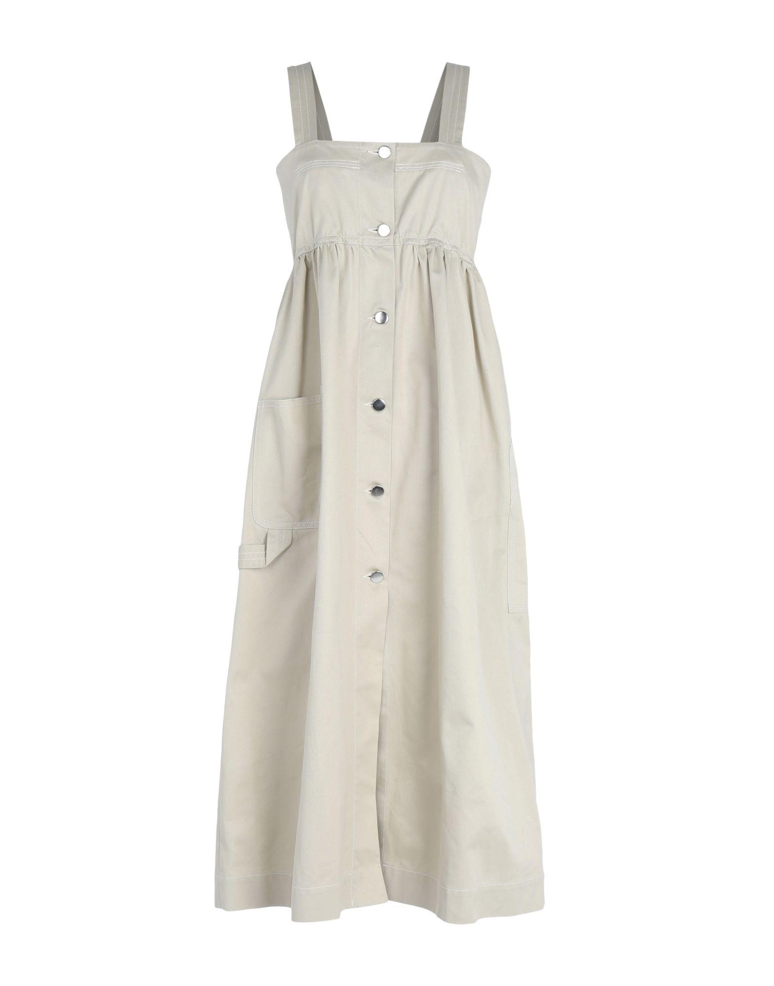 TER ET BANTINE Платье длиной 3/4 ter et bantine короткое платье