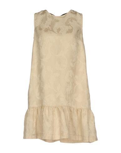 Купить Женское короткое платье JUCCA бежевого цвета