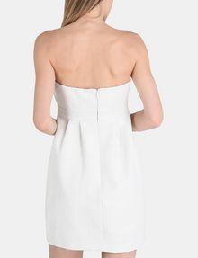 ARMANI EXCHANGE STRAPLESS STUD-DETAIL DRESS Mini dress Woman r