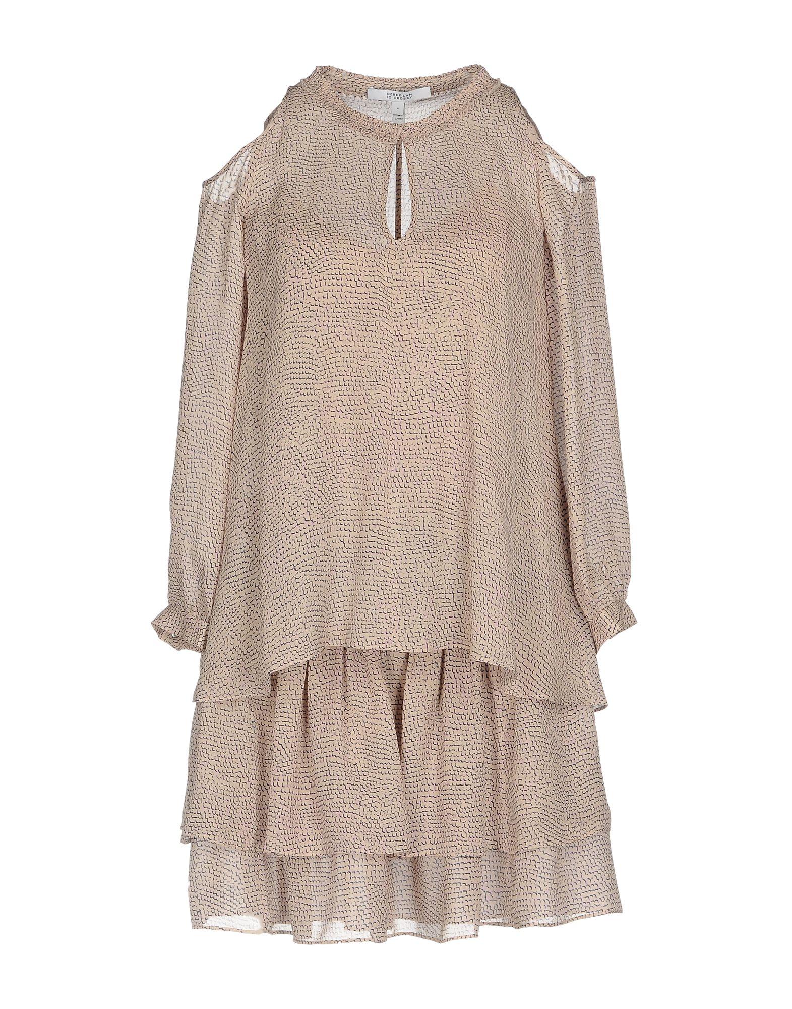 купить DEREK LAM 10 CROSBY Короткое платье по цене 40500 рублей