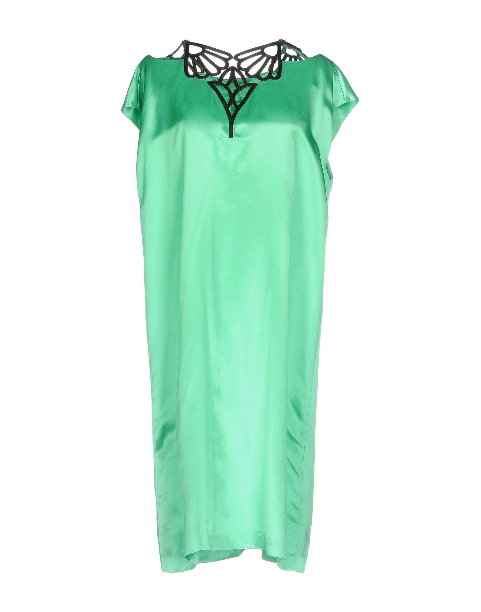 MIU MIU Короткое платье miu miu платье от miu miu 71748