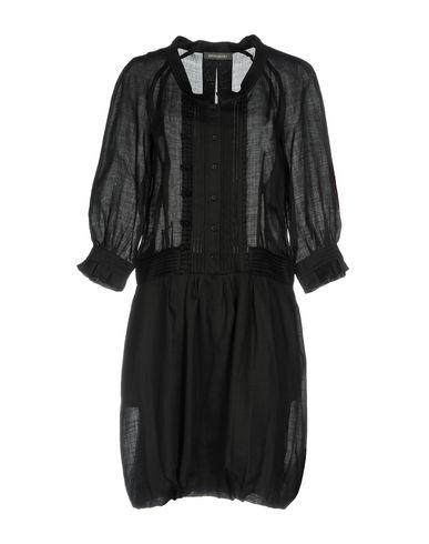 Фото - Платье до колена от ERMANNO DI ERMANNO SCERVINO черного цвета