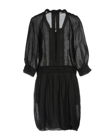 Фото 2 - Платье до колена от ERMANNO DI ERMANNO SCERVINO черного цвета