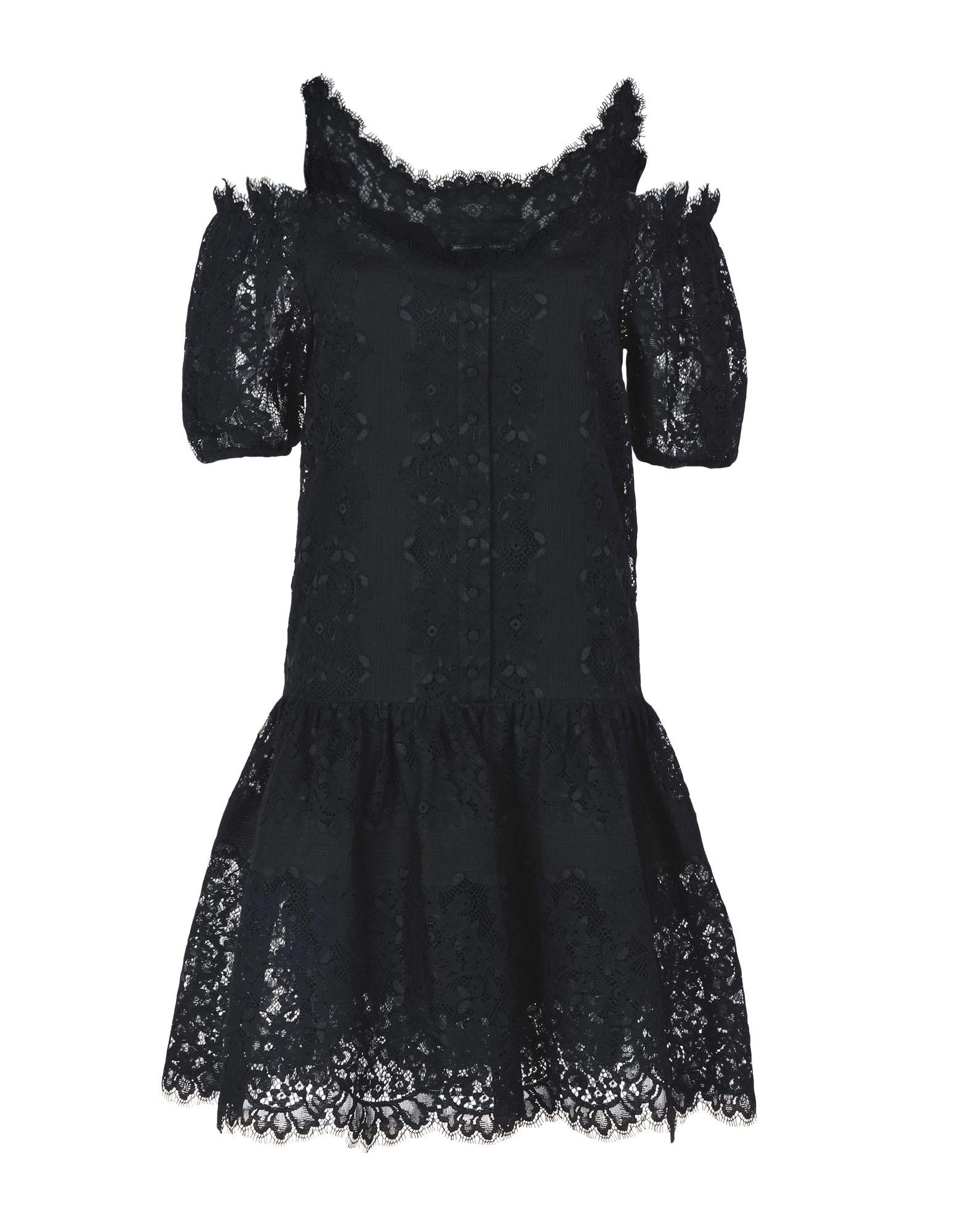 ERMANNO SCERVINO Короткое платье цена
