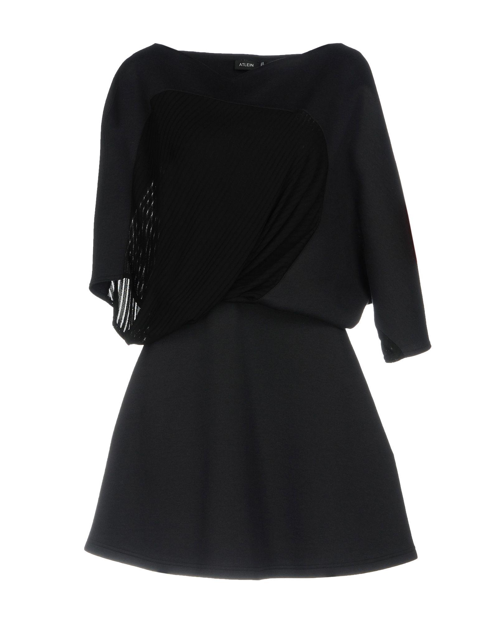 ATLEIN Короткое платье lisa corti короткое платье