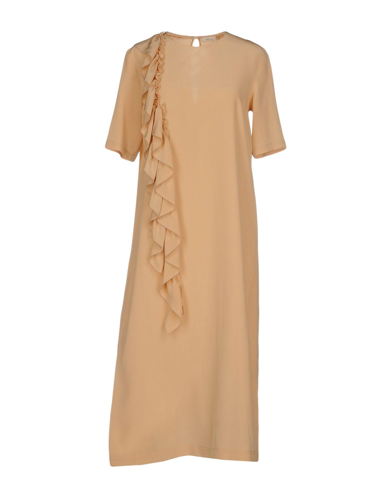 GOLD CASE Платье длиной 3/4 lisa corti платье длиной 3 4