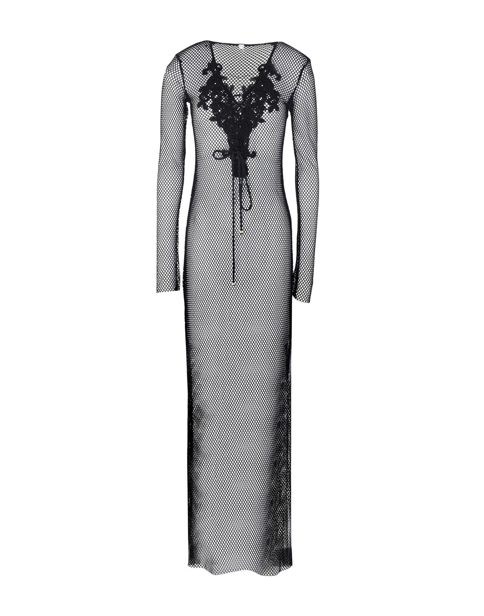 MARGHERITA MAZZEI Длинное платье