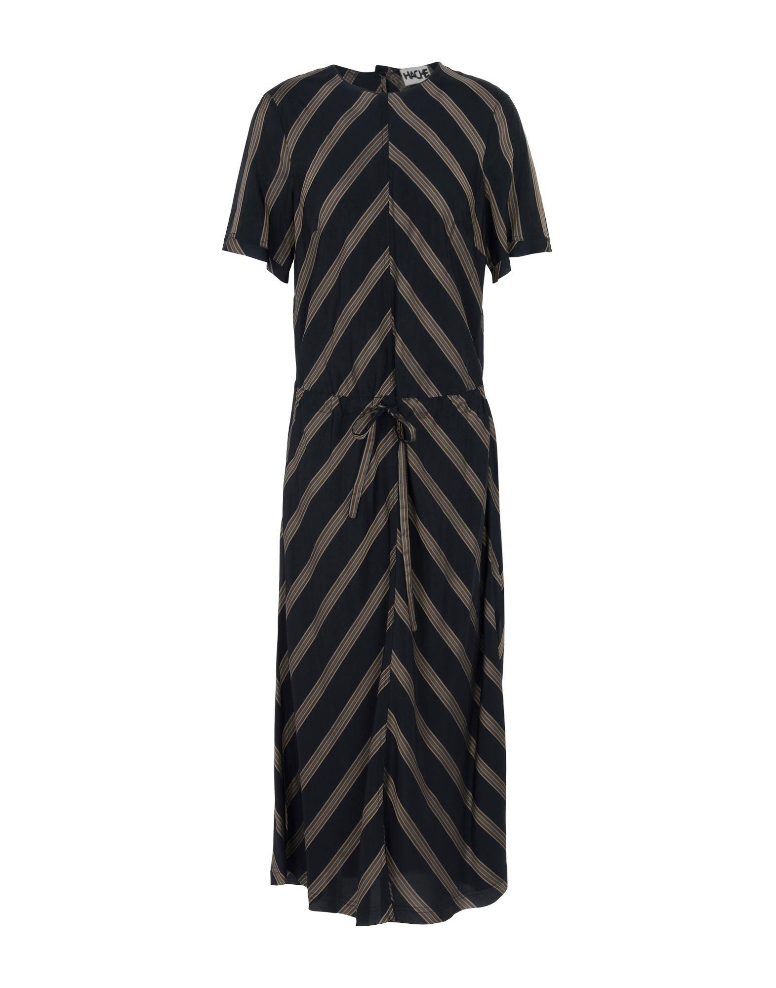 HACHE Платье длиной 3/4 lisa corti платье длиной 3 4