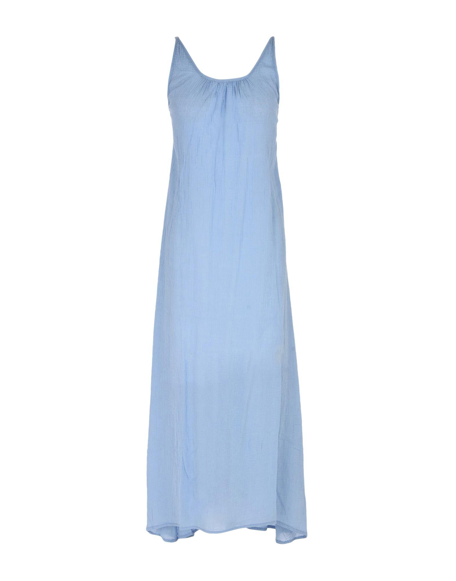 BOBI Платье длиной 3/4 lisa corti платье длиной 3 4